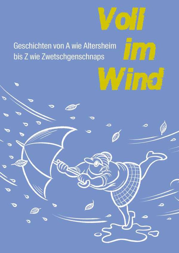 Buchcover Voll im Wind